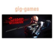 Shadow Warrior PC juego Steam descarga digital Link de/ue/estados unidos key código veneno