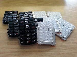 43 x New Genuine Original Nokia 6021 Keypad Black + Membrane