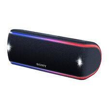 Sony Extra Bass Wireless Speaker SRS-XB31 Black Bluetooth Waterproof Portable