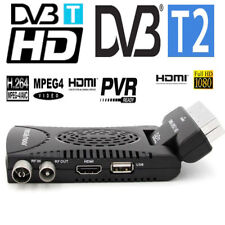 mini scart DVB-T2 digital TV receiver compatible DVB-T/H.264/PVR/Timer recording