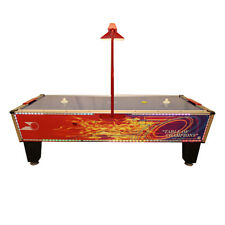 Gold Standard Games Gold Flare Plus Home Commercial Quality Air Hockey Table