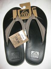 NWT REEF Phoenix Men's Sandals - Size 13 - Black and Tan