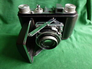 Welta Welti 1 Vebur antike vintage Kamera Fotoapparat aus Sammler Nachlass