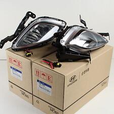 Genuine Hyundai Fog Lamp Set for 2011-2013 Hyundai Elantra *Ship Fast*
