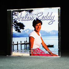 The Best Of Helen Reddy - music cd album