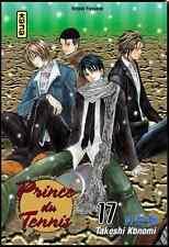 Manga Prince du Tennis tome 17 Shonen Takeshi Konomi Kana Tie Break Rookies VF