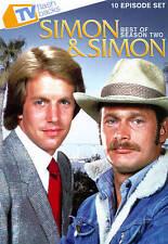 Simon  Simon: Best of Season Two (DVD, 2011, 2-Disc Set)