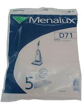 SANYO MENALUX VACUUM BAGS - PART D71