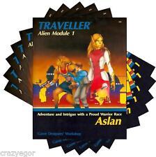 Traveller- Alien Module 1 Aslan Bonus Pack 6 copies GDW