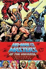 He-Man and the Masters of the Universe Minicomic Collection [Hardcover]