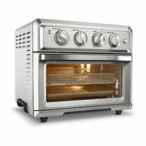 Cuisinart TOA-60 Oven (Silver) Toeastr Air Fryer
