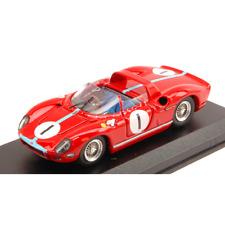 FERRARI 330 P N.1 9th 500 KM SPA 1965 M.PARKES 1:43 Art Model Auto Competizione