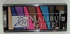 MALIBU GLITZ Illuminator Eyeshadow & Blush Palette 8 Shades #02