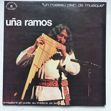 UNA RAMOS Un roseau plein de musique  ldx 74609
