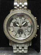 GENUINE JoeRodeo TYLER Chronograph Diamond Total 2.00 carat USED product