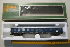 Lima H0 HO 1/87 Carrozza Vagone TOUROPA DB 9208 con BOX