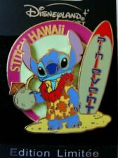 Disney Lilo & Stitch Pins & Buttons 1968-Now