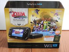 Video Games & Consoles Box Only Helpful Wii U Console Zelda The Wind Waker