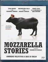 Mozzarella Stories Con Luisa Ranieri e Massimiliano Gallo - Blu Ray Nuovo
