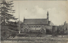 DITCHINGHAM(Suffolk) :  All Hallow's Chapel