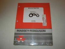 Massey Ferguson MF 6170 Tractor Parts Manual , issued 1995