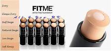 Maybelline Fit Me Foundation Anti-Shine Stick 9ml ~~  Please Choose Shade