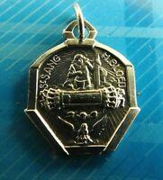 #0251# Hollandaise Procession du St Sang - médaille religieuse Vintage