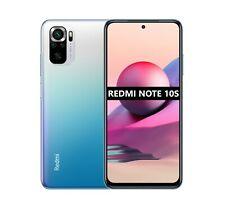 Cellulare Smartphone Xiaomi Redmi Note 10S Dual Sim LTE 6GB + 128GB Ocean Blue