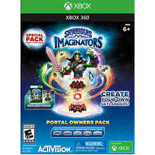 (NEW SEALED) XBOX 360 SKYLANDERS IMAGINATORS GAME PORTAL OWNERS PACK