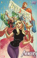 Avengers #31 J Scott Campbell Gwen Stacy Variant (Marvel 2020)