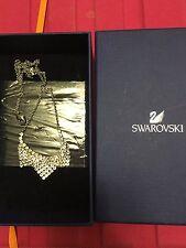 Authentic Swarovski Crystal Necklace New.