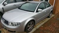 (Now sold sorry!) 2003 Audi A4 1.6 91000 miles