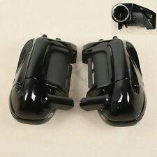 """Lower Vented Leg Fairing w/ 6.5"""" Speaker Box Pod For Harley Road King 83-13 12"""