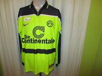 Borussia Dortmund Nike Langarm Champions League Sieger Trikot 1997 Gr.L