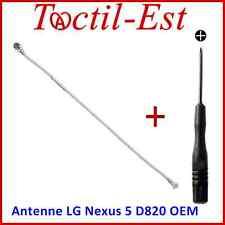 Antenne Signal Wifi Cable Flex LG Nexus 5 D820 OEM Blanc + Tournevis Cruciforme
