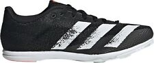 adidas Allroundstar Junior Running Spikes - Black