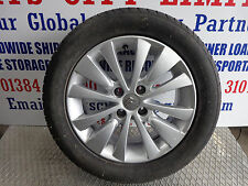 CITROEN C4 GRAND PICASSO 2007-13 1X ALLOY WHEEL WITH GOOD YEAR TYRE 9683593280