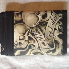 Porte monnaie Pirate  / Drapeau / 13 cm X 9 cm
