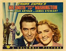 ' Mr Smith goes to Washington'  FILM POSTER  FRIDGE MAGNET