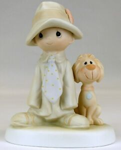Precious Moments 'To a Special Dad' Figurine   1980   USED