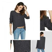 NWT Universal Thread™ Women's Long Sleeve Cozy Henley