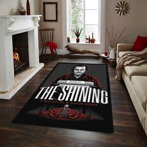 The Shining Rug, Area Rug,Non Slip Floor Carpet,Teen's Carpet ,Room Decor