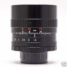 "Fujinon-TV 9mm f/1.4 Lens C-Mount - 2/3"" CCD VIDEO APPLICATIONS - EXCELLENT"