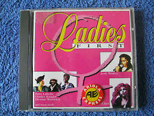 Musik CD Ladies First (1995) Cher Patti Austin Tiffany