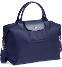 Longchamp Neo Medium Navy Bag (New, Genuine, On Hand & available for shipping)