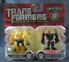 Transformers ROTF Target Exclusive Bumblebee vs. Shadow Striker NEST LL748