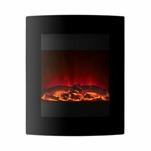 Focal Point - Ebony 1.5kw LED Electric Fire - mainly used in caravans