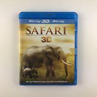 Safari 3D (3D Blu-ray, 2011)