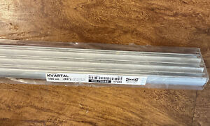 "IKEA KVARTAL Triple Curtain Rail 140 cm (55"") 800.793.63"