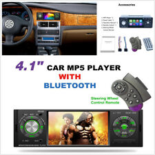 "4.1"" HD 7Colors Backlight Car Digital Stereo Audio FM Radio Bluetooth MP5 Player"